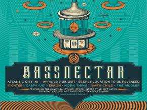 Bassnectar brings EPROM, The Widdler & more to Atlantic City Preview