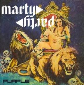 MartyParty: Purple - Due out May 31st