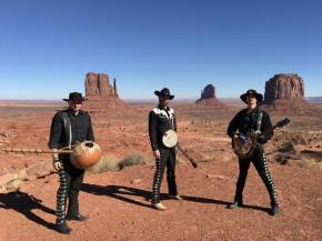Dirtwire debut their desert blues meets 'GoGo' sound ahead of new LP