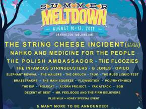 Summer Meltdown just melted our faces with its 2017 lineup.