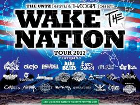ThazDope Records announces Wake The Nation: Road to The Untz Festival
