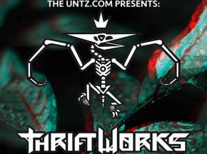 The Untz presents Thriftworks at The Scarlet on his latest tour