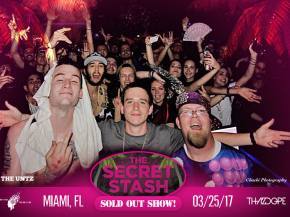 ThazDope Records x Massive Ideas thrilled a sold out Miami crowd