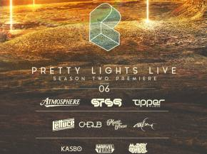 Pretty Lights brings Tipper, STS9, live band to Gorge August 4-5 Preview