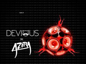 Devious drops another massive collab—this time with Azira