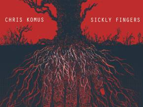 Chris Komus debuts trippy tune 'Squirrelly Eyed Surprise' from new EP