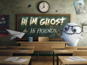 Firepower Records introduces new bass star: Hi i'm ghost Preview