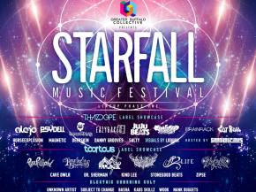 Starfall Music Festival releases lineup for July 28-31 in upstate NY