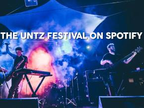 Spotify people: The Untz Festival playlist is now at your fingertips