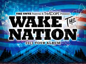ThazDope Records times album drop with Wake The Nation tour
