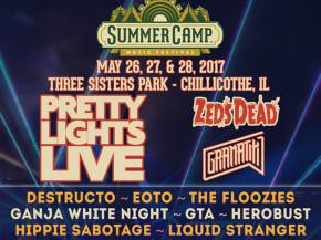 Summer Camp has amped up its electronic lineup once again. Preview