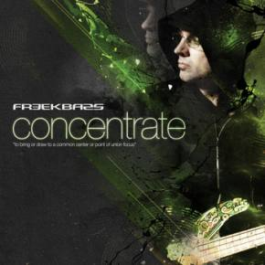 Freekbass Releases 'Concentrate' as Free Download