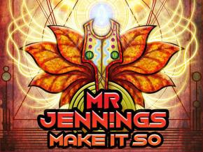 Mr Jennings pushes the envelope with his Make It So EP