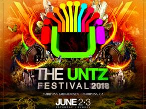 The Untz Festival announces its 2018 dates!
