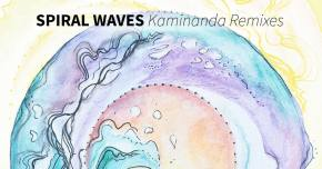 Kaminanda Spiral Waves remixes out now on Desert Trax