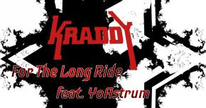 Kraddy teams with YoAstrum on 'For The Long Ride'
