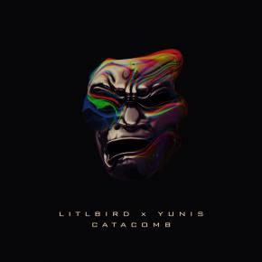 Litlbird x yunis unveil spooky 'Catacomb' video