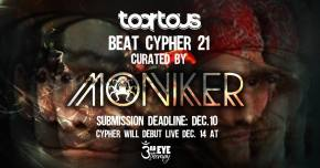 Toortous' monthly cypher series links up with 3rd Eye Therapy