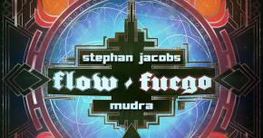 Stephan Jacobs & Mudra debut snarling single 'Flow' Preview