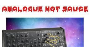 Toadface spills 'Analogue Hot Sauce'