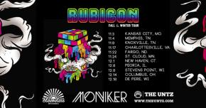 Moniker bend the rules of time and space with Rubicon