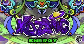 Kozmic releases his Energy on ThazDope Records