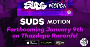 SuDs premieres 'Blackout' from his new ThazDope Records EP