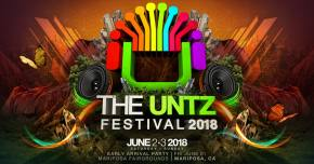 The Untz Festival 2018 lineup is here! Early Bird tickets on-sale now. Preview