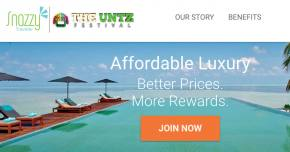 Snazzy Traveler is giving The Untz Festival fans hotel discounts