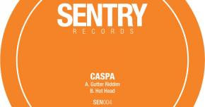 CASPA sells out 12-inch for Sentry Records