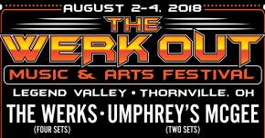 The Werks unveil lineup for The Werk Out 2018