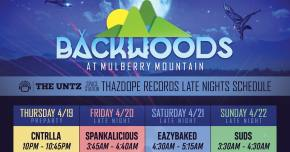 ThazDope Records reveals late night Backwoods schedule Preview
