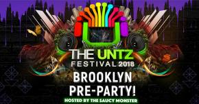 The Untz Festival Brooklyn pre-party is announced