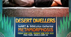 Desert Dwellers exclusive set for heART & SOULstice Gathering