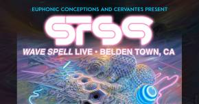 STS9 curates its own eclectric, electronic Wave Spell event