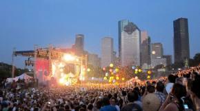 Free Press Summer Fest III / Eleanor Tinsley Park (Houston, TX) / 6.5.11