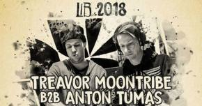 LiB releases Treavor Moontribe B2B Anton Tumas set from Favela Bar