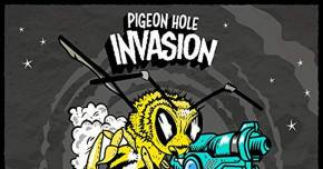 Pigeon Hole gets 4 new looks with the Invasion Remix EP Preview