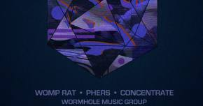 Phers & Concentrate pair up for a little '4am Rain Dance'