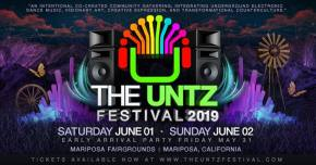 The Untz Festival 2019 lineup is here! Early Bird tickets on-sale now.