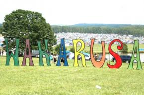 Wakarusa 2011: Day 1 Review