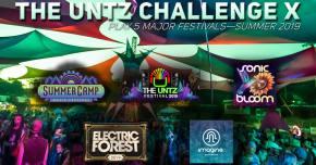 The Untz Challenge X