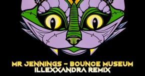 illexxandra remixes Mr Jennings' 'Bounce Museum' on The Lexicon EP Preview