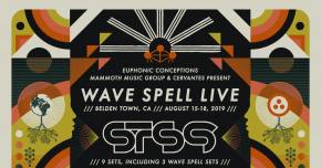 STS9 announces Wave Spell Live 2019, returns to Belden, California