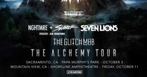The Alchemy Tour makes two big Northern California stops this month