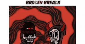 Broken Breaks sends its Street Ritual EP into 'Orbit'