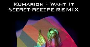 Secret Recipe remixes Kumarion smash 'Want It'