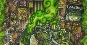 Toadface returns with Gangrene Preview