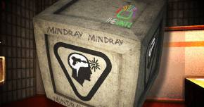 BANkaJI & synthe point their 'Mindray' at our feed