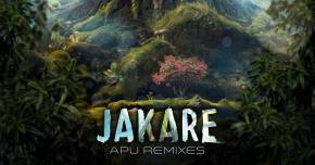 Jakare gets the remix treatment for Apu Preview